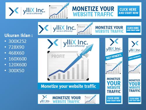 contoh iklan yllix